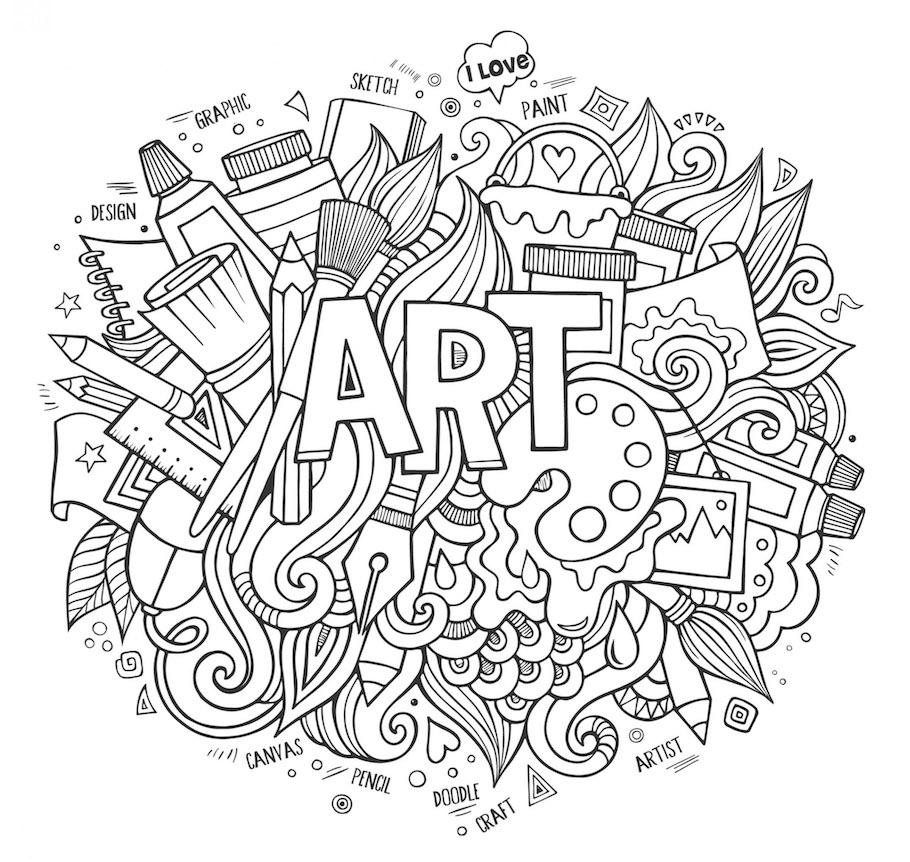 art doodle - Art Doodle