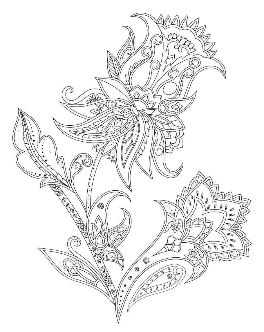 flower doodle - Flower Doodle