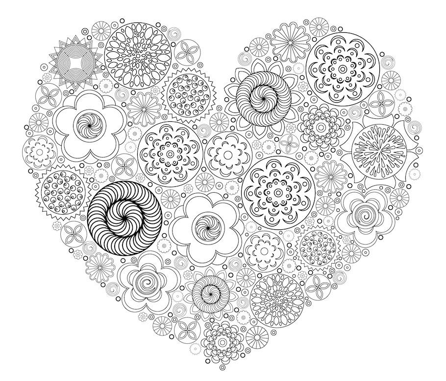 heart doodle - Heart Doodle