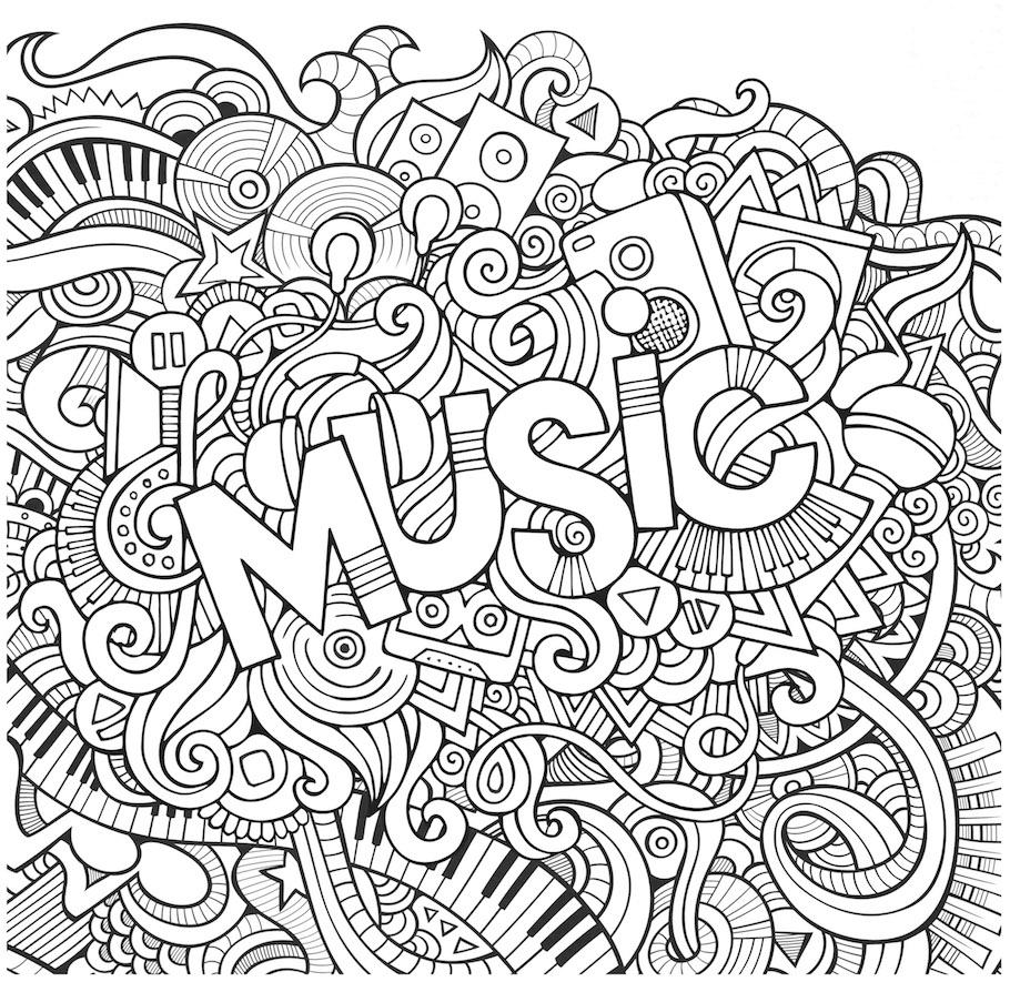music doodle - Music Doodle