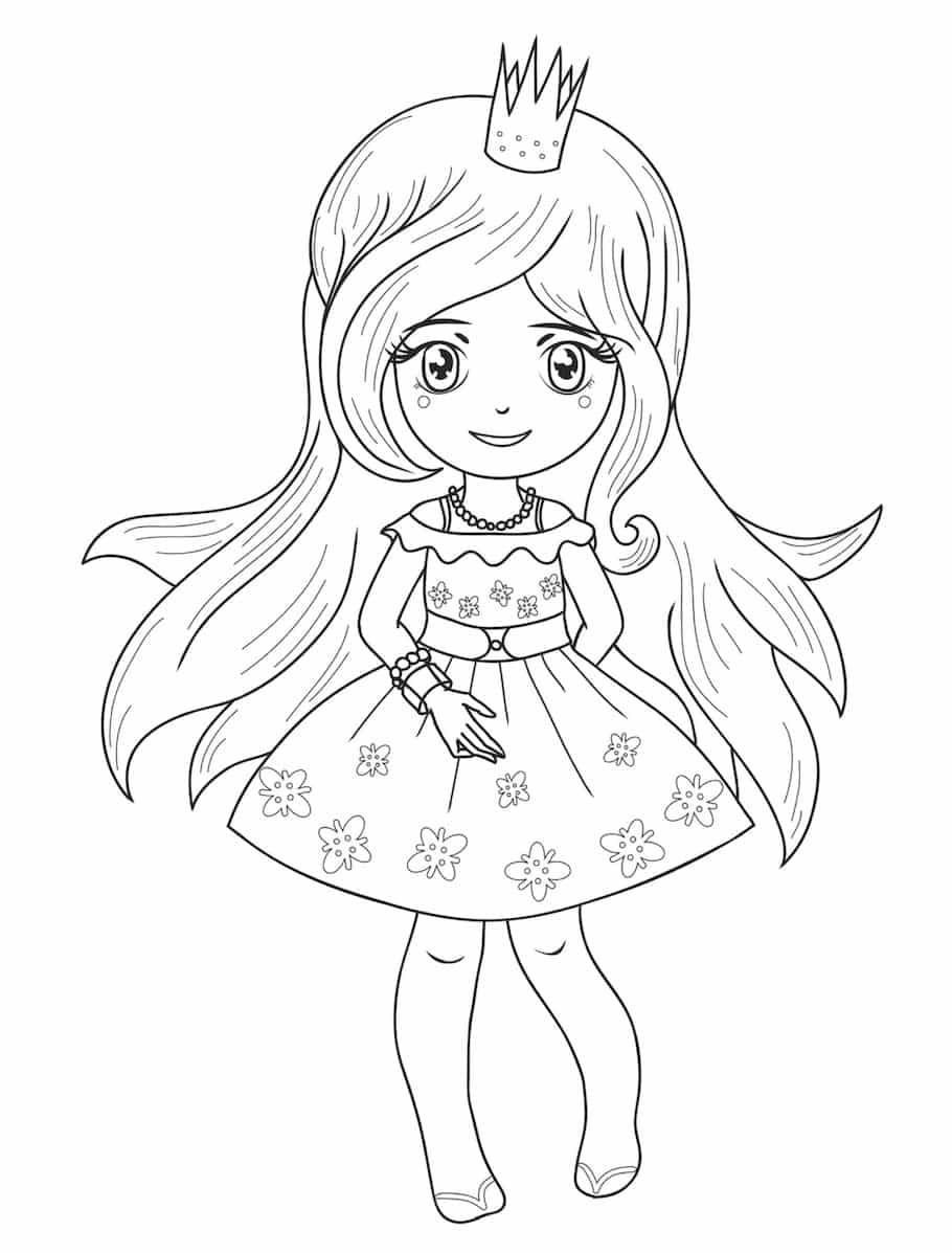 princess 2 doodle - Princess 2 Doodle