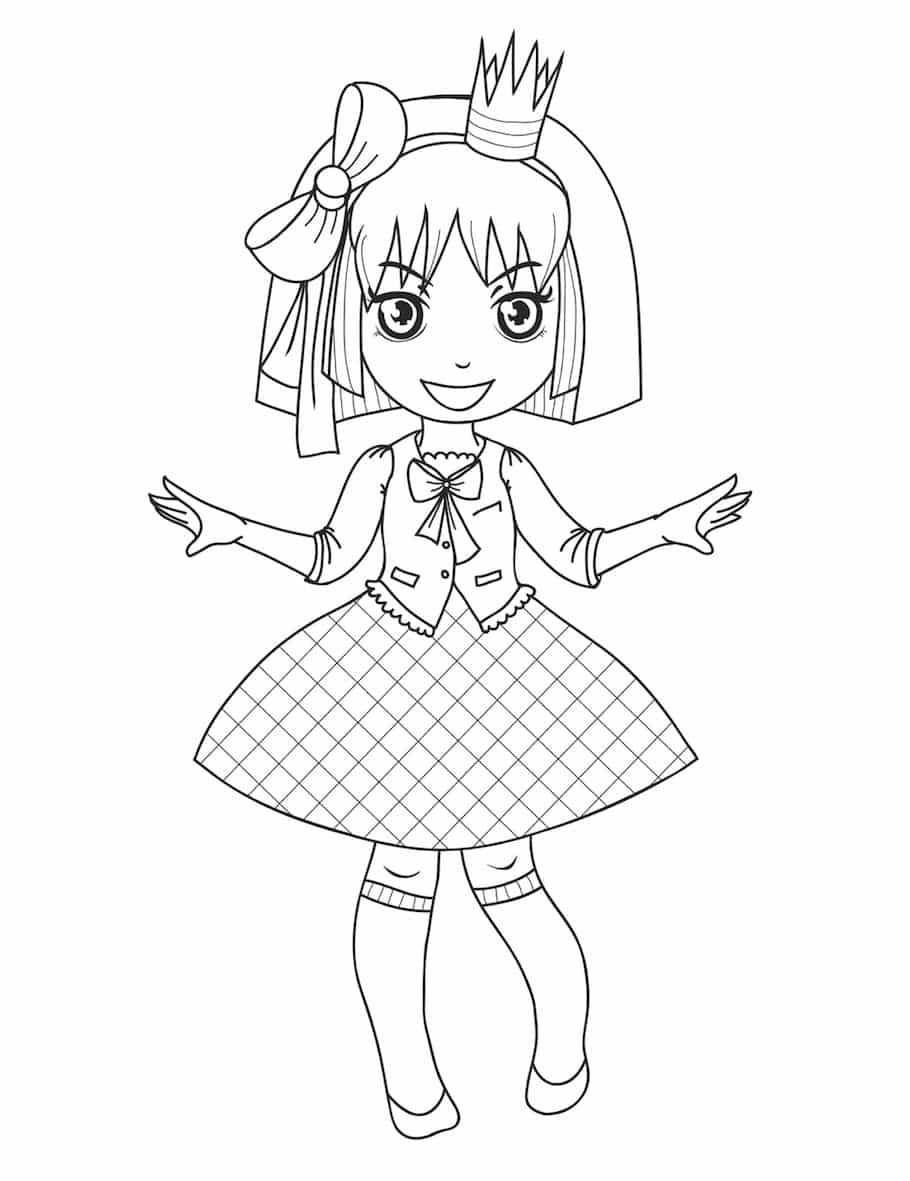 princess 3 doodle - Princess 3 Doodle