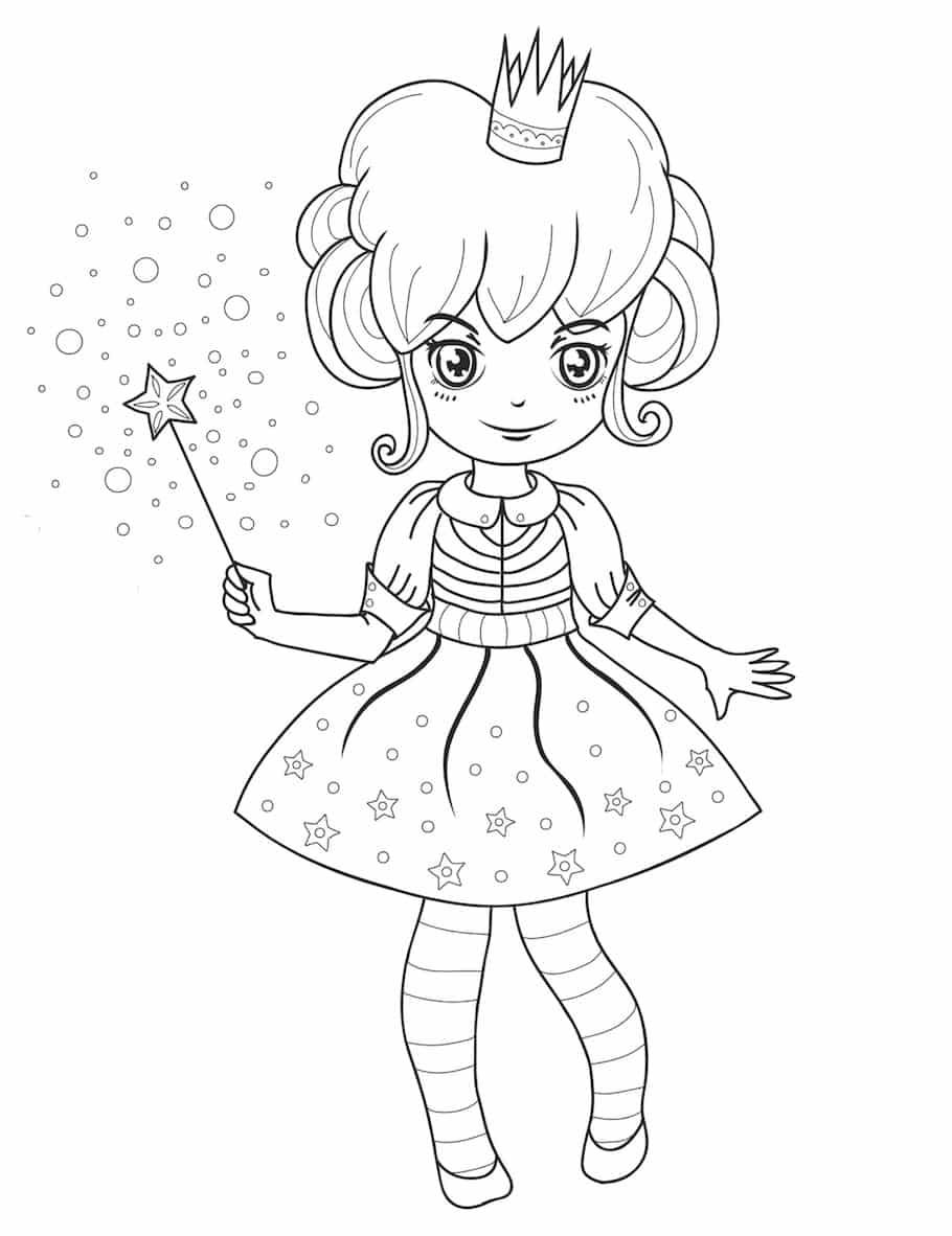 princess 4 doodle - Princess 4 Doodle